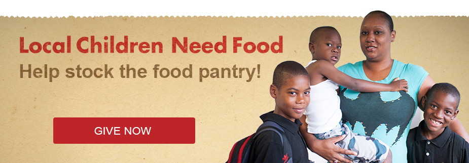 Local Children Need Food
